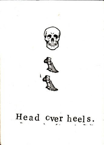 anatomy head pun